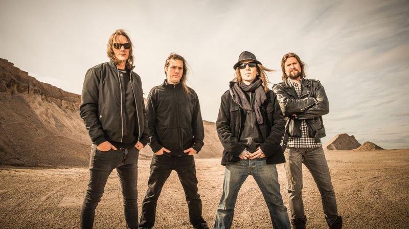 Children of Bodom plaît encore au Rock Altitude Festival