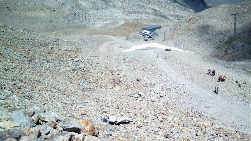 Crash dans les Grisons: le pilote et deux adolescents de 14 ans, tous suisses, perdent la vie