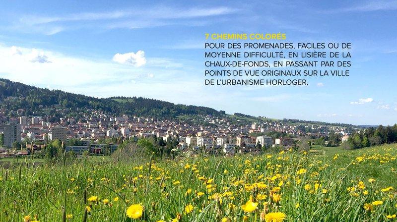 La Chaux-de-Fonds tient ses sept chemins capitaux