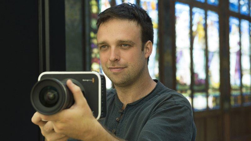 Le cinéaste neuchâtelois Kevin Rumley ira à Bruxelles