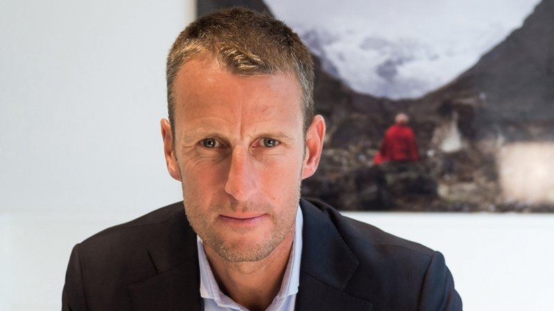 Patrick Pruniaux, nouveau directeur général de l'horloger Ulysse Nardin