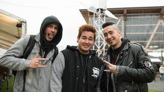 Rock Altitude: zoom sur les festivaliers de la soirée metal