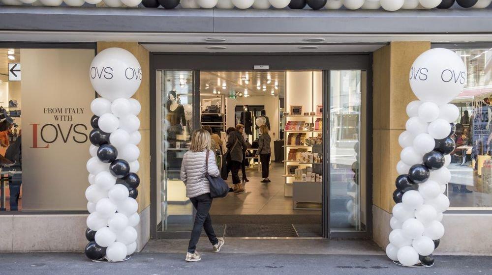 Le magasin OVS a été inauguré vendredi à Neuchâtel.