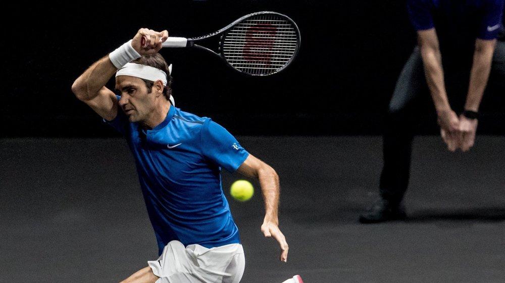 Roger Federer a frappé juste  avec la création de la Laver Cup.