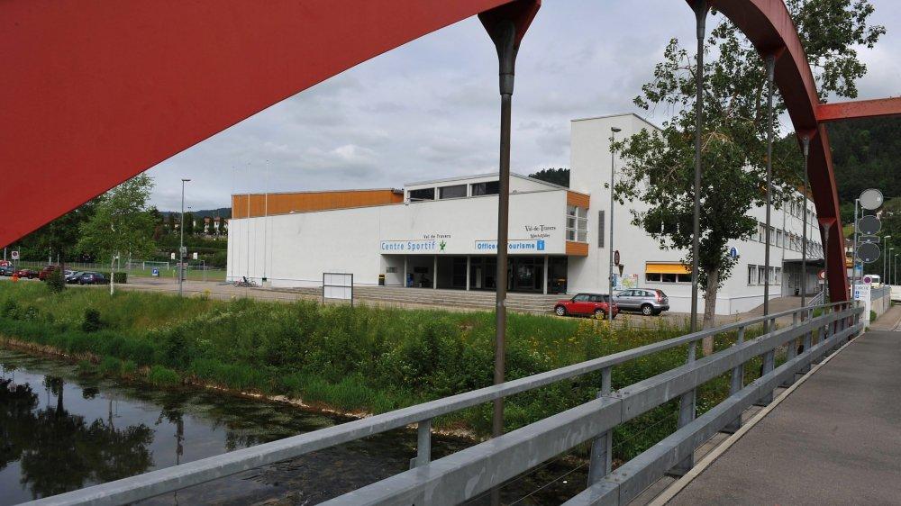 Une étude devra donner d'ici au printemps une vision d'ensemble quant à l'avenir du Centre sportif régional du Val-de-Travers.