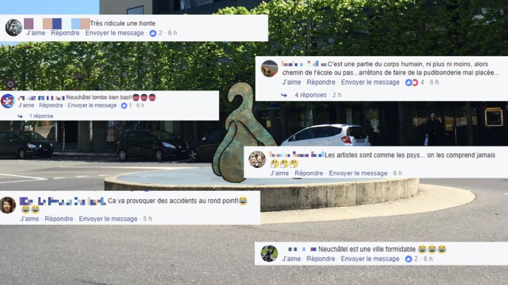 L'annonce de cette installation a déclenché de vives réactions sur les réseaux sociaux.