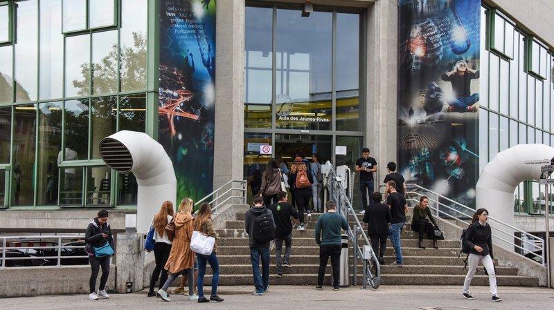 Université de Neuchâtel: légère hausse du nombre de nouveaux étudiants