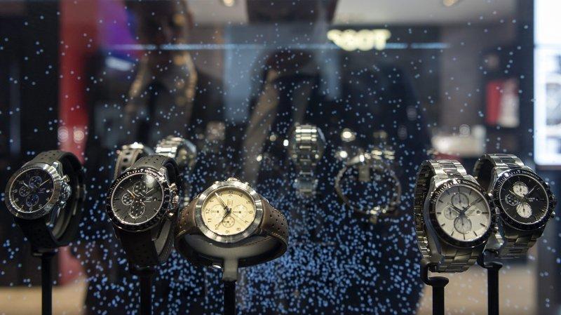 La relance de l'horlogerie portée par le mécanique haut de gamme