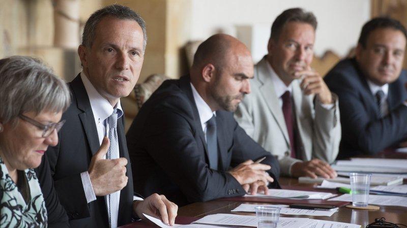 """Nhoj et réforme des institutions: le Conseil d'Etat rappelle le """"bon choix"""""""
