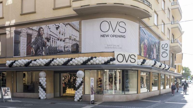 L'ouverture d'OVS donne de l'air au centre-ville de Neuchâtel