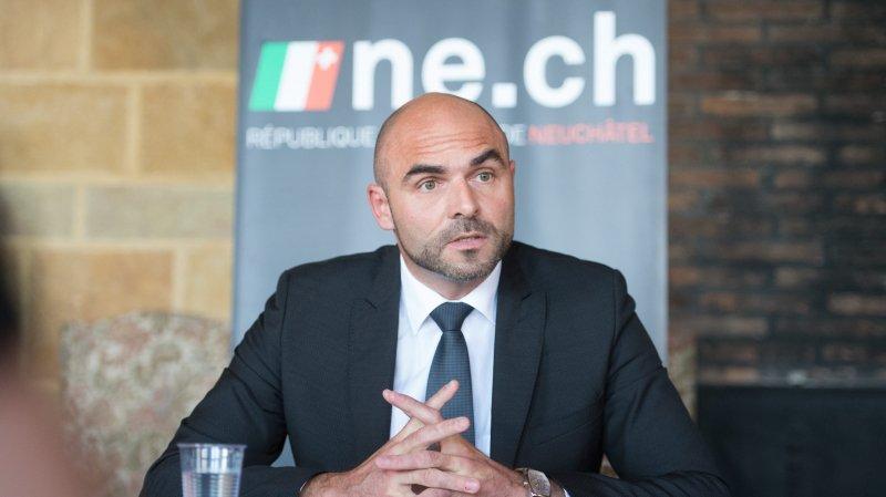 La ligne directe Neuchâtel-La Chaux-de Fonds reste la priorité du Conseil d'Etat