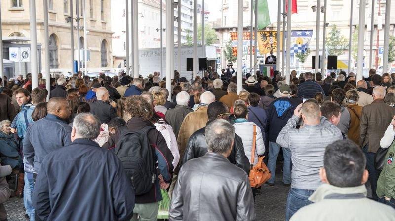 Un post évoquant le rassemblement cantonal en faveur du futur NHOJ le 7 septembre à La Chaux-de-Fonds fait polémique.