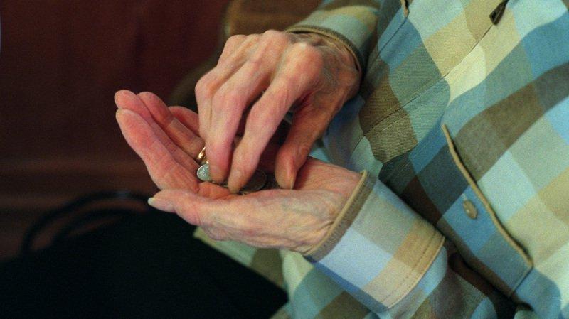 Les Suisses, comme leurs voisins européens, obtiennent une pension de retraite proportionnelle à leurs cotisations.