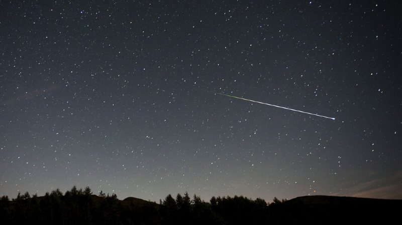 Astronomie: des météorites ont créé la vie sur Terre en s'écrasant dans des mares chaudes