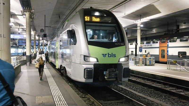 Transport ferroviaire: la compagnie BLS demande la concession de cinq lignes longue distance