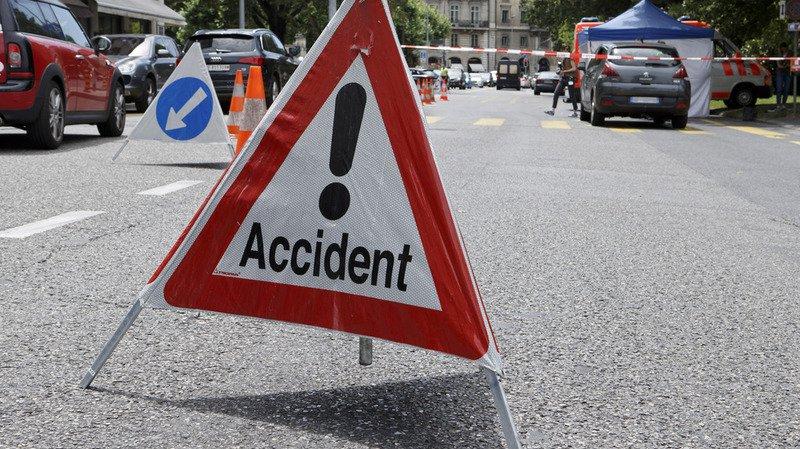 Les accidents mortels sur les routes suisses en hausse début 2017, jeunes plus touchés