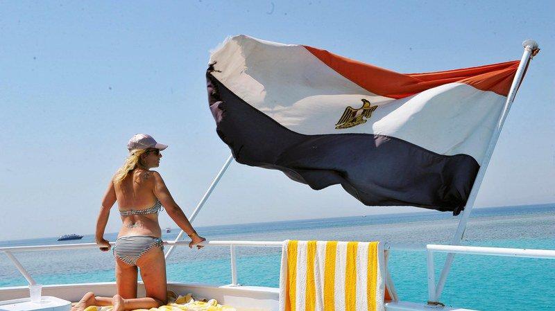 Aux prochaines vacances d'automne, les Suisses seront plus nombreux à partir pour l'Egypte ou la Tunisie. (illustration)