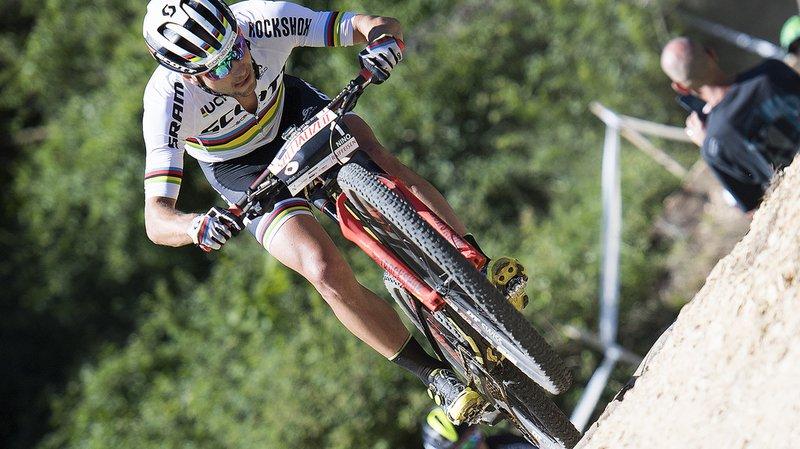 Mondiaux de VTT en Australie: les Suisses remportent trois titres de champions du monde de cross-country