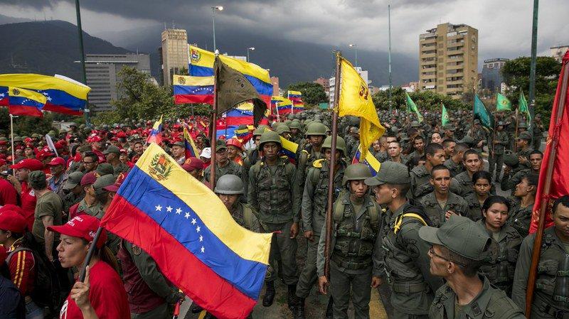 """Crise au Venezuela: l'ONU évoque des """"crimes contre l'humanité"""""""