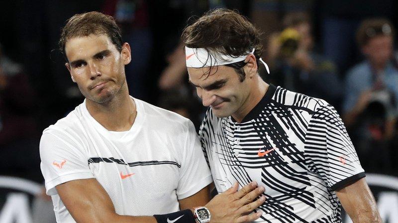 Classement ATP/WTA: Nadal et Federer en tête, Wawrinka 8e