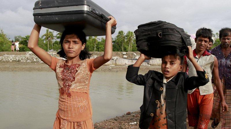 Au total, moins d'un quart et seuls 9% dans les pays pauvres (qui accueillent un tiers des réfugiés) accèdent au secondaire contre plus de 80% dans le monde.