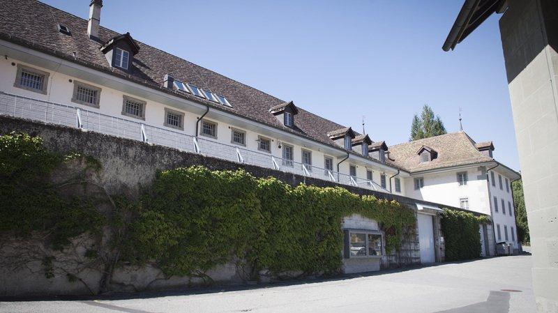 Fribourg: un gardien licencié après l'évasion d'un détenu de la Prison centrale