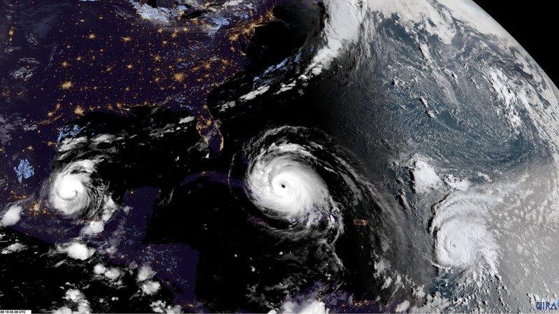 Série de cyclones: quand les éléments n'en finissent pas de se déchaîner