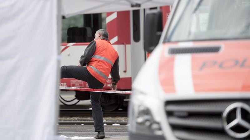 Collision de trains à Andermatt, dans le canton d'Uri: 30 personnes blessées