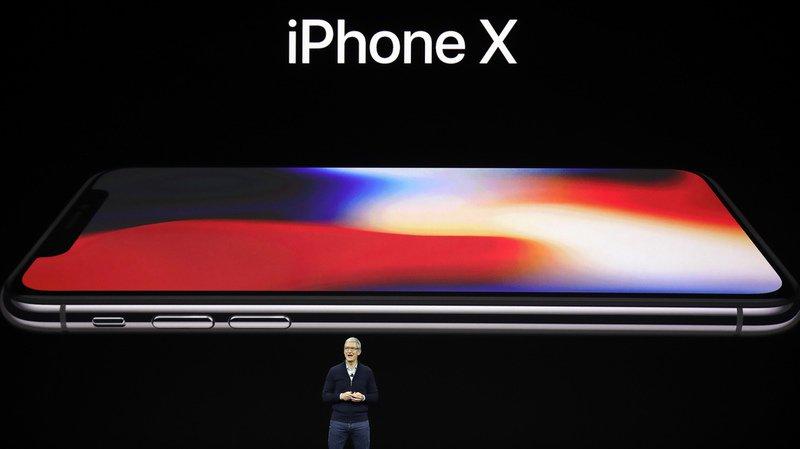 Smartphones: Apple dévoile deux nouveaux iPhone 8, une montre avec téléphone intégré et... un iPhone X à 1389 francs!