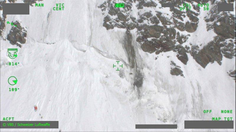 Crash d'un PC-7 de l'armée suisse: le corps du pilote n'a pas encore été récupéré
