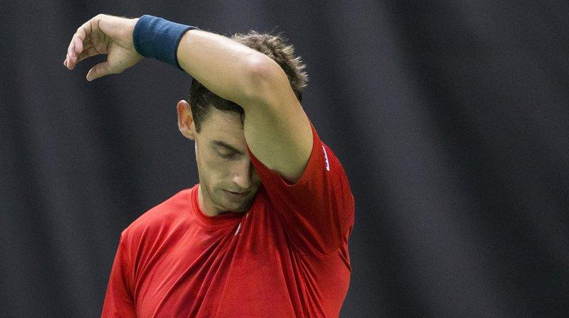 ATP - Shenzhen - Goffin remporte le titre contre Dolgopolov