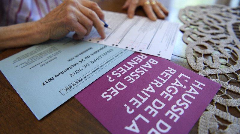 Votations: la réforme des retraites et la sécurité alimentaire se jouent dans les urnes ce dimanche