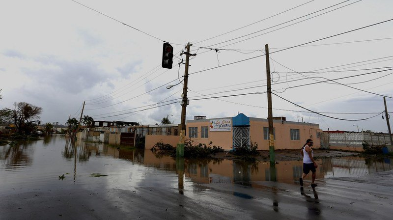 Ouragan Maria: déjà une trentaine de morts dans les Caraïbes