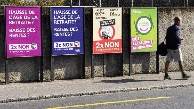 Les Neuchâtelois acceptent de justesse prévoyance 2020