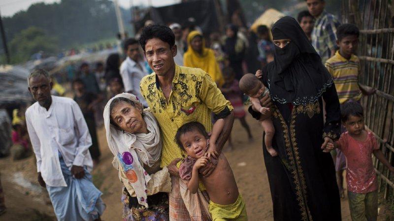 Birmanie: la Chaîne du Bonheur en appelle aux dons pour secourir les Rohingyas