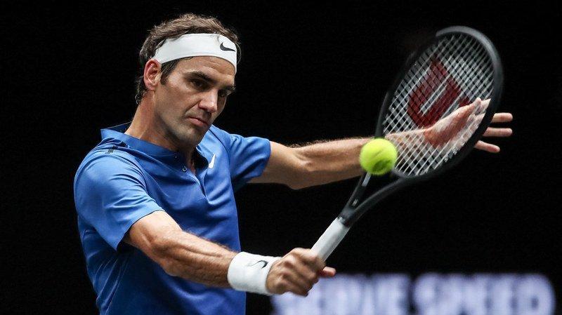 Federer a donné la victoire à l'Europe lors de la première édition de la Laver Cup.