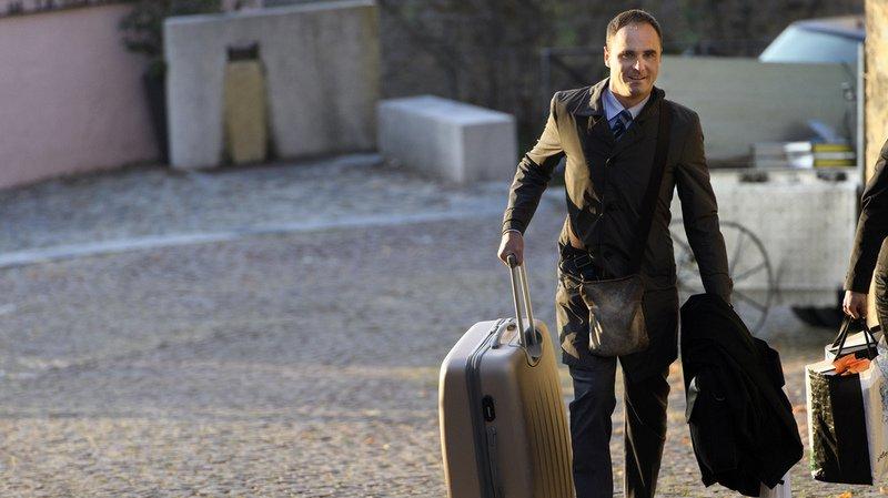L'ex-dirigeant de Neuchâtel Xamax Bulat Chagaev ne s'est pas présenté à son procès