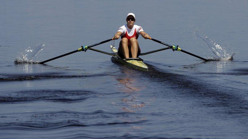 Aviron: la Suissesse Jeannine Gmelin en or aux championnats du monde de Sarasota