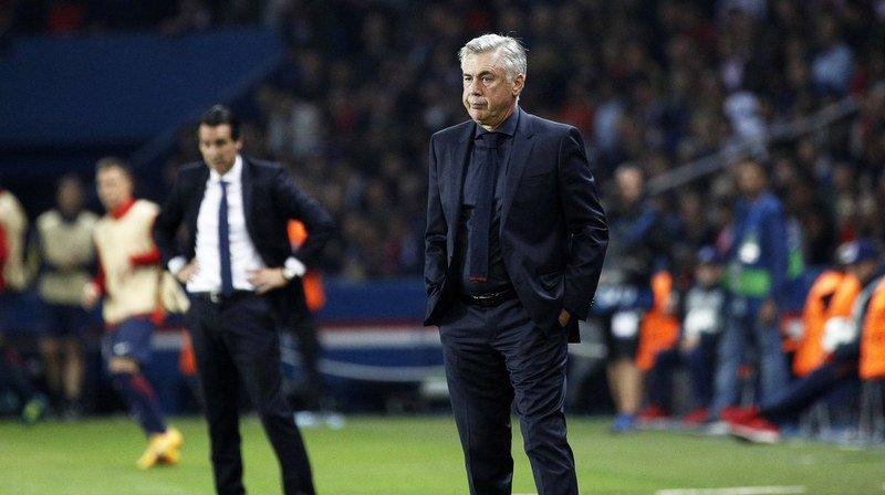 Football: déclassé par le Paris-Saint-Germain, le Bayern Munich vire son entraîneur Carlo Ancelotti