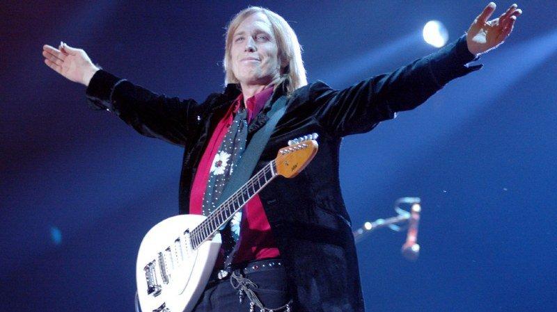 Carnet noir: le chanteur et guitariste américain Tom Petty est décédé