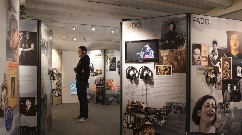"""Visite guidée de l'exposition sur le """"FADO"""""""