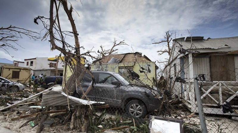 Après Irma, l'ouragan José approche de Saint-Martin