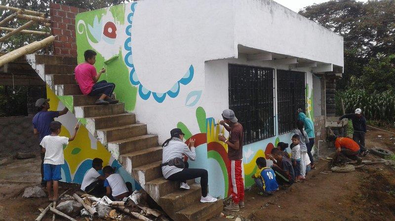 En Colombie, les armes du savoir