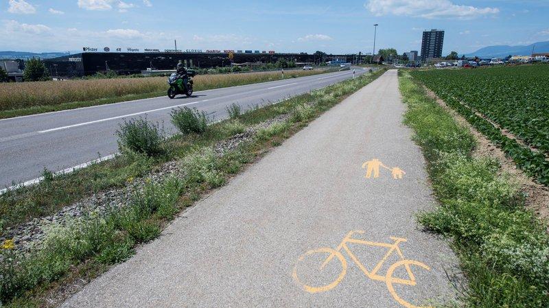 La stratégie de mobilité douce en bonne voie