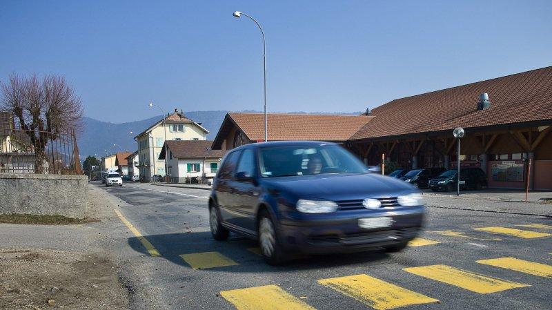Les 7,8 millions pour la route  de Chézard passent la rampe