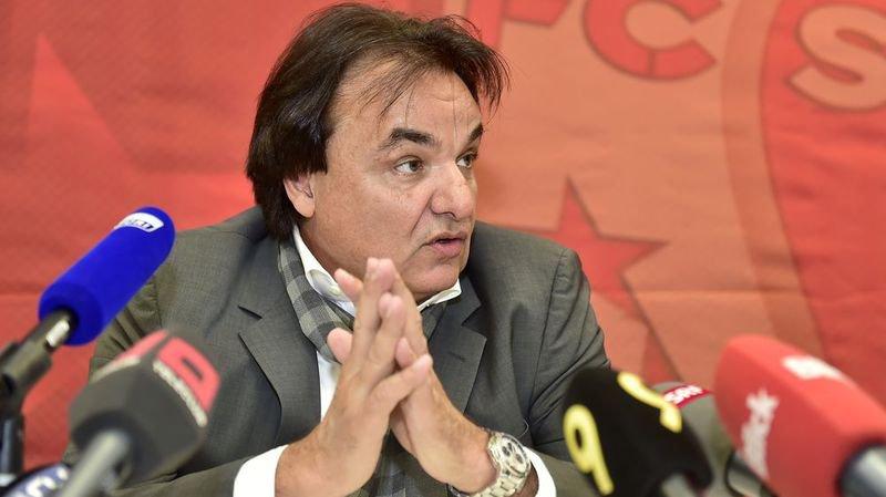 "Football: Christian Constantin reconnaît avoir eu une ""réaction un peu trop valaisanne"""