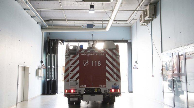 Laconnex (GE): une explosion suivie d'un incendie fait 3 blessés graves