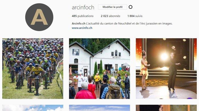 Retrouvez nos plus belles photos Instagram