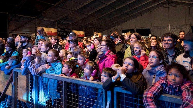 Le top 5 des concerts de la dernière soirée du Chant du Gros