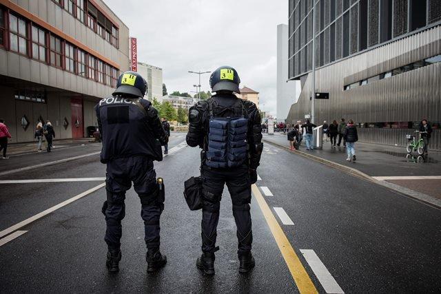 Echauffourée entre la police neuchâteloise et des ultras de Servette